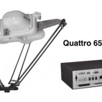 爱德普Quattro 650并联机器人 4轴分拣机器人