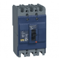 施耐德塑壳断路器 EZD100E3020N  3P  20A