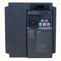 三菱FR-E720S-0.1K-CHT 单相220V 0.1KW紧凑多功能型变频器