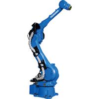 安川机器人GP50 负载50KG 臂展2061mm 6轴 经济 通用机器人搬运 装配组装 分装