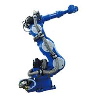 安川机器人GP110B 负载110KG 臂展2236mm 7自由度 能操作更复杂动作