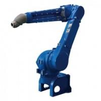 安川喷涂专用型MPX3500 动作更加灵活、便利、流畅的机械手臂构造