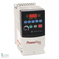 AB罗克韦尔变频器22A-D1P4N104 三相480V 0.37KW